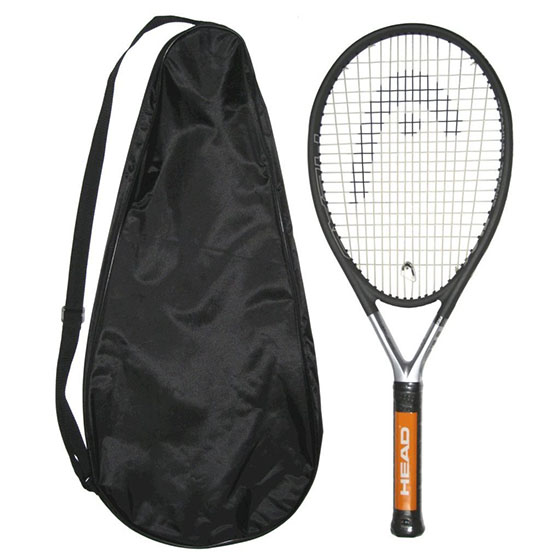 10. Head Ti.S6 STRUNG with COVER Tennis Racquet
