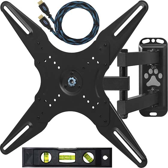 3. Cheetah Articulating Arm TV Wall Mount