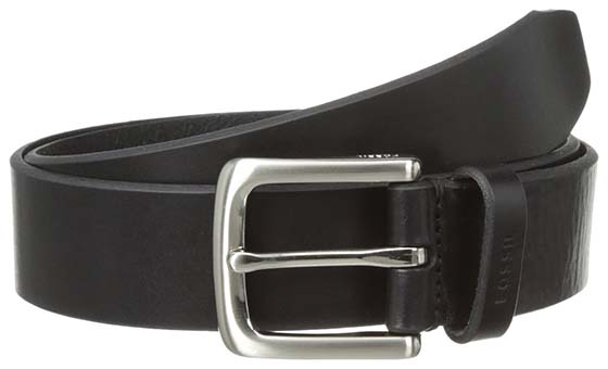 7. Fossil Men's Joe Belt