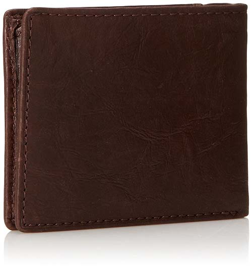 6. Fossil Men's Ingram Traveler Wallet