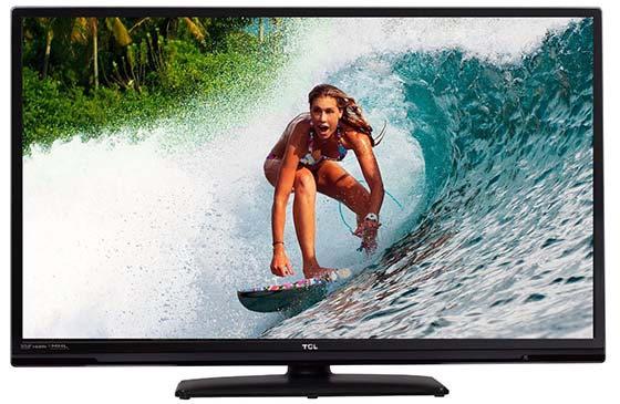 9. TCL LE40FHDE3010 40-Inch 1080p 60Hz LED TV