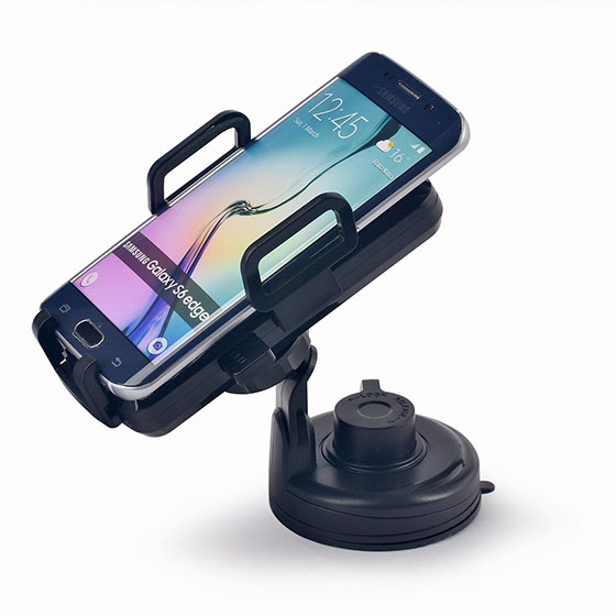 4. Itian Qi Wireless Charger Vehicle Mounted C1 for Samsung Galaxy S6 S6 edge