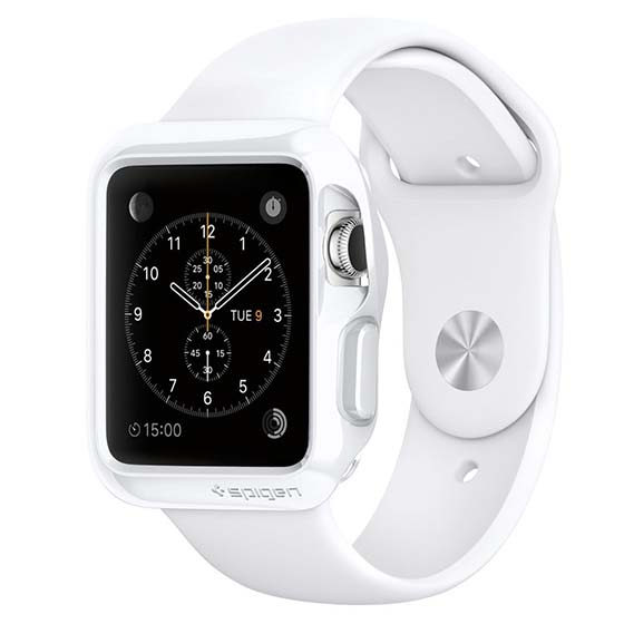 6. Apple Watch Case Spigen AIR CUSHION