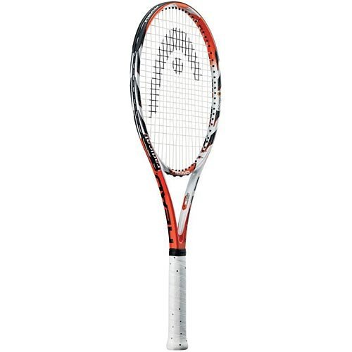 7. HEAD MicroGel Radical Head Tennis Racquets