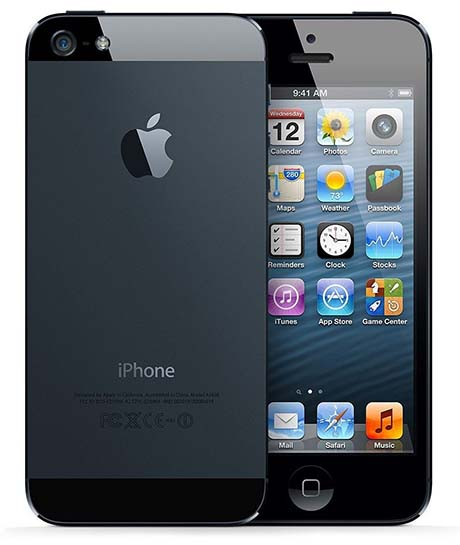 8. iPhone 5 16GB Black A1428 GSM FACTORY UNLOCKED