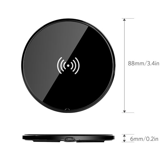 3. Anker Ultra-Slim Wireless Charging Pad for Samsung S6 / S6 Edge