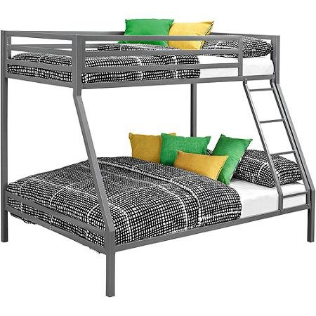 1. Your Zone Premium Twin Bunk Bed