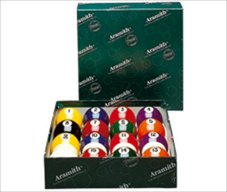 8. Aramith Premier Belgian billiard and Billiard Balls