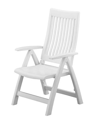 7. Kettler Roma Resin High Back Chair