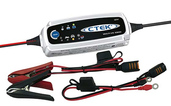 5. CTEK (56-158) MULTI US 3300 12-Volt Battery Charger