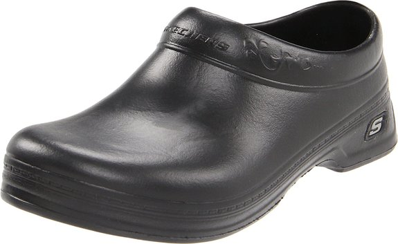9. Skechers for Work Women's Clara Clog