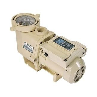 6. Pentair 011018 IntelliFlo Variable Speed High Performance Pool Pump, 3 Horsepower, 230 Volt, 1 Phase - Energy Star Certified