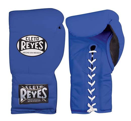 3. Cleto Reyes Training Gloves - Lace-up/Hook & Loop