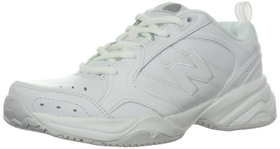 4. New Balance Women's WX626 Slip Resistant Cross-Training Shoe