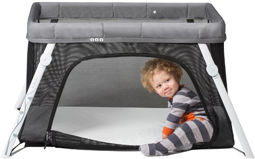 1. Lotus Travel Crib and Portable Baby Playard