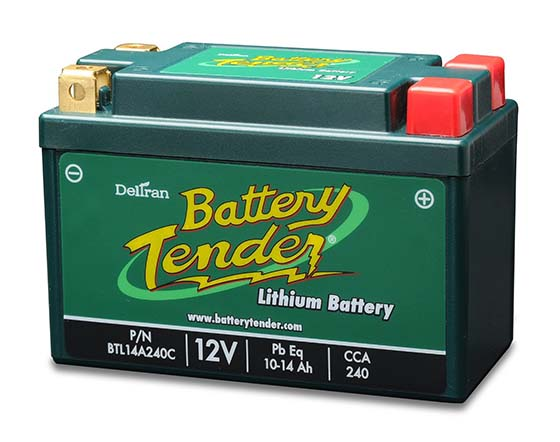 4. Battery Tender BTL14A240C Lithium Iron Phosphate Battery