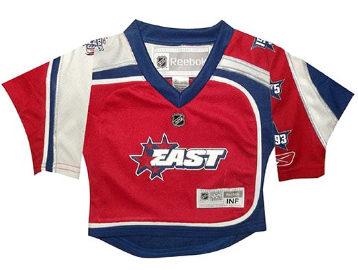 10. LIMITED EDITION: NHL All-Star Game Eastern Boys Hockey Jersey