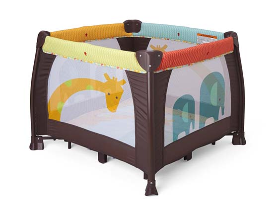 5.Delta Children Products Playard, Novel Ideas, 36