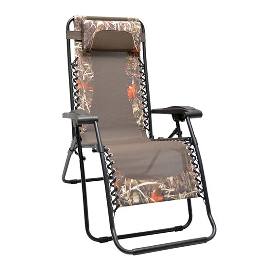 3. Caravan Sports Infinity Zero Gravity Chair, Camouflage