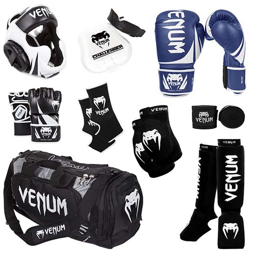 6. Venum Challenger 2.0 MMA Training Bundle