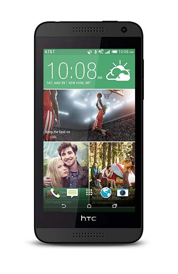 4. HTC Desire 610 8GB Unlocked GSM 4G LTE Quad-Core Android Smartphone
