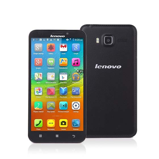 2. Lenovo A916 Unlocked Smartphone 5.5'' FDD-LTE 4G Android