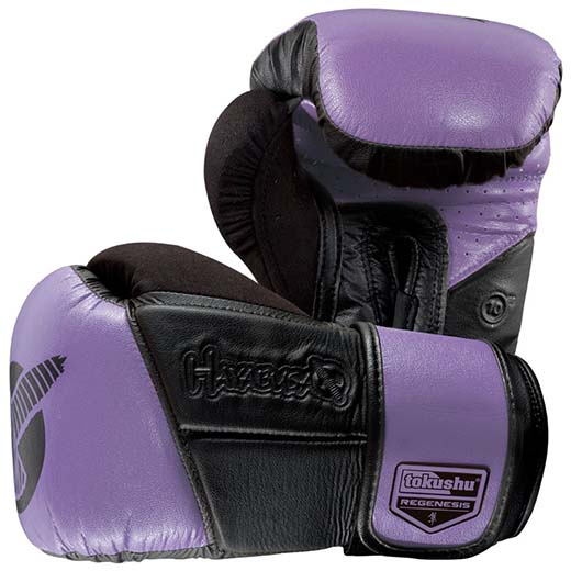 5. Hayabusa Fightwear Tokushu Regenesis 16oz Gloves