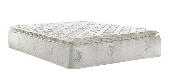 8. Signature Sleep Independently Encased Coil Mattress, King, Best Trundle Bed Mattresses
