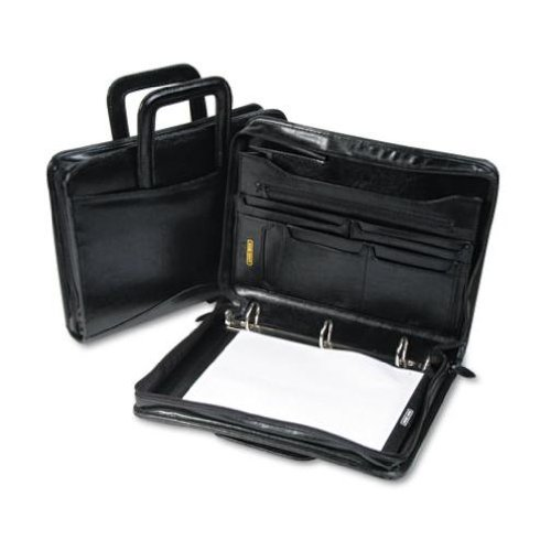 7. Bond Street Crown Leather Portfolio/Removable 1.5