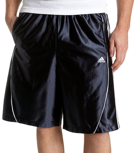 4. Adidas Men's Basic 3-Stripe Short