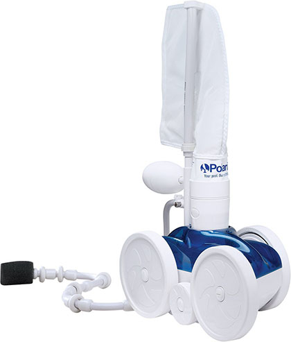 9. The Ecojet Essential In-Ground Robotic Pool Cleaner