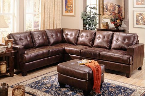 8. Samuel Sectional by Coaster Furniture