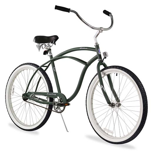 6. Firmstrong Urban Man Beach Cruiser Bicycle