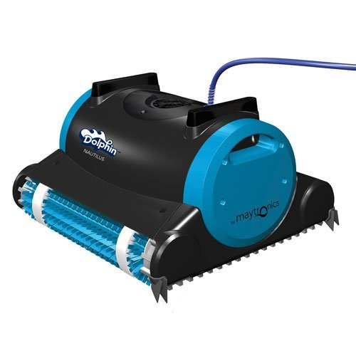 6. The In/Above Ground Generic Zodiac Barracuda Automatic Swimming Pool Cleaner