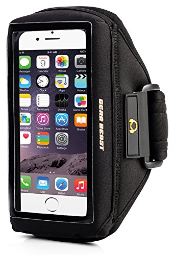 5. Gear Beast Case Compatible Sports Armband for Otterbox Commuter & Defender Cases