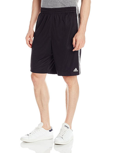 7. Adidas Performance Men's Triple Up 2.0 Shorts