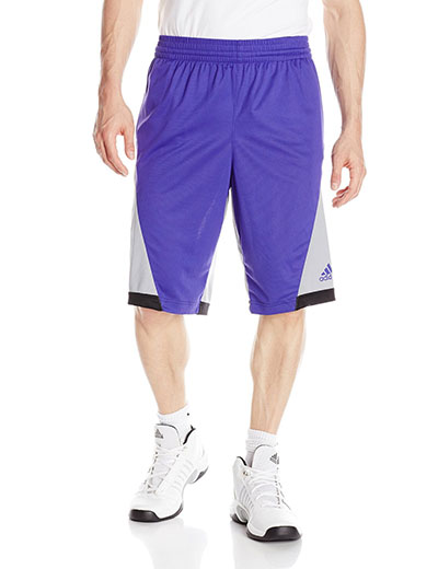 8. Adidas Performance Men's All World Shorts