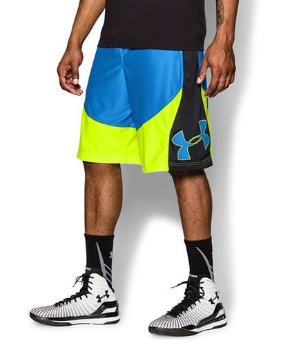 2. Under Armour Men's UA Mo' Money Shorts