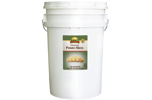 Camping Freeze-Dried Foods