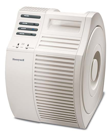 8. Honeywell Long-Life Pure HEPA Quiet Care Air Purifier - 17000
