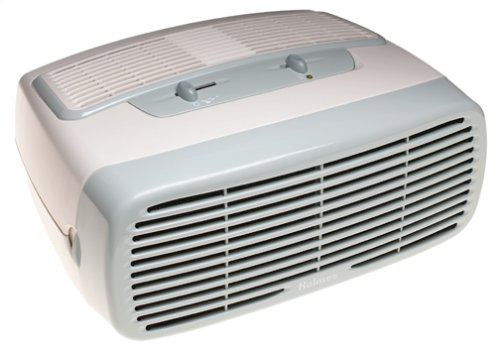 9. Holmes 3 Speed Desktop HEPA Air Purifier Plus Optional Ionizer - HAP242-NUC