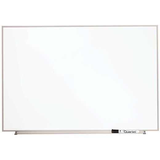 6. Quartet Matrix Magnetic Modular Whiteboards, 34 Inches x 23 Inches, Silver Aluminum Frame (M3423)