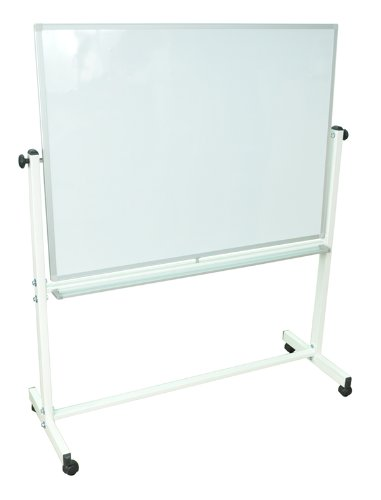 8. Luxor L340 Double Sided Magnetic White Board 48