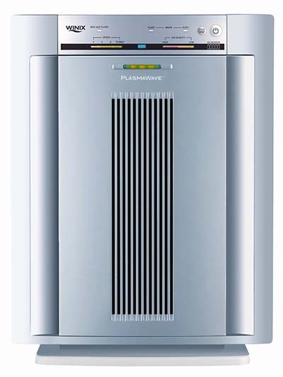 6. Holmes True HEPA Allergen Remover and Air Cleaner plus Purifier for Medium Rooms