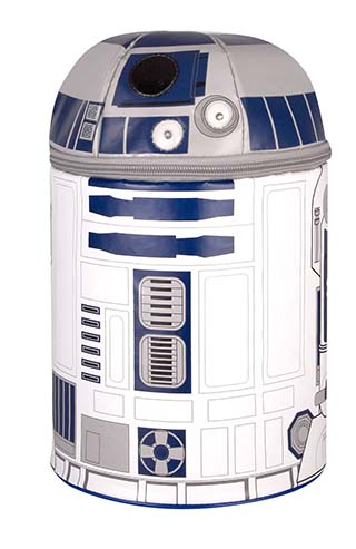 7. Thermos Novelty Lunch Kit, Star Wars R2D2 with Lights and Sound