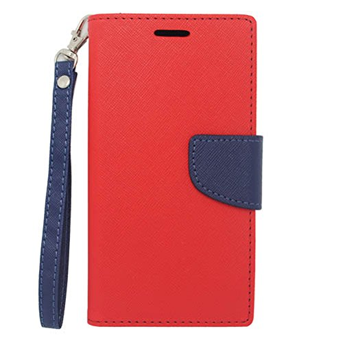 7. Wydan ™ Credit Card Wallet Style Case Flip Style Cover (Cherry Blossom W/Wydan Stylus Pen)