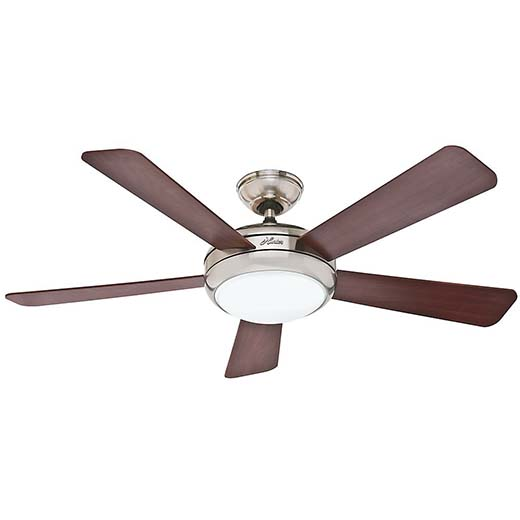 8. Hunter Fan Company 59052 Palermo Ceiling Fan