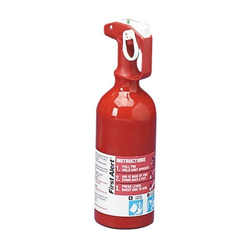 3. 10 Pack of First Alert Auto Fire Extinguisher 2 Lb. Ul Rating 5:Bc