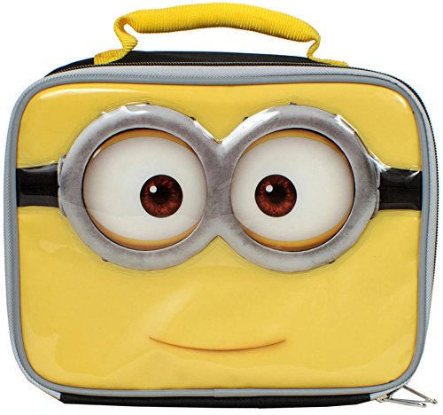 4. Despicable Me Minion Lunch Kit