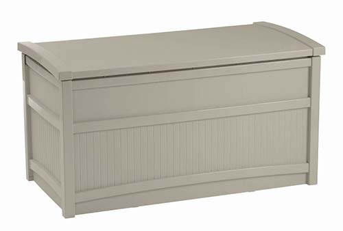 2. Suncast DB5000 50 Gallon deck box
